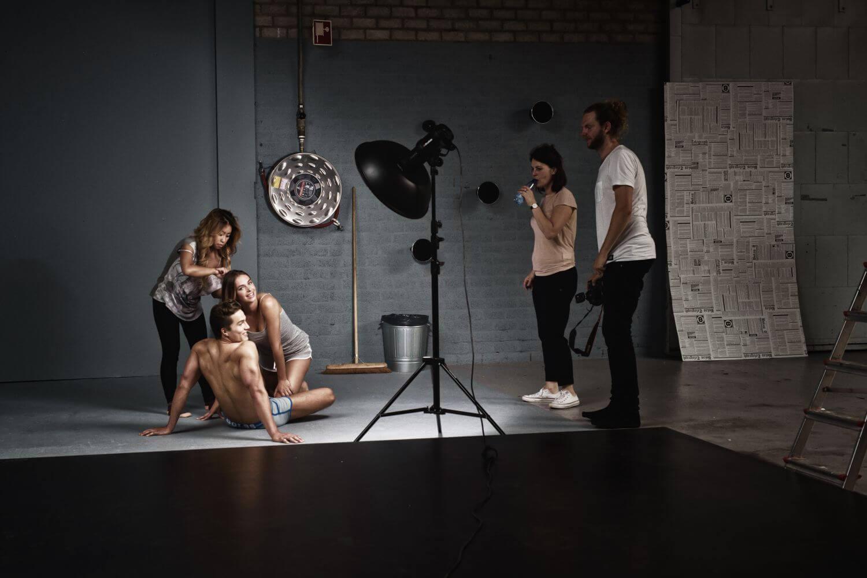 Behind the scenes at Studio34x